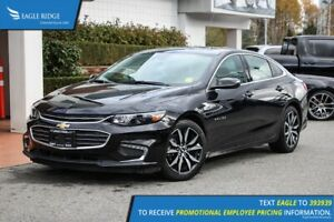 2018 Chevrolet Malibu LT Navigation, Heated Seats, Backup Camera