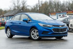 2018 Chevrolet Cruze LT/Sunroof/Backup Camera / Like Brand New