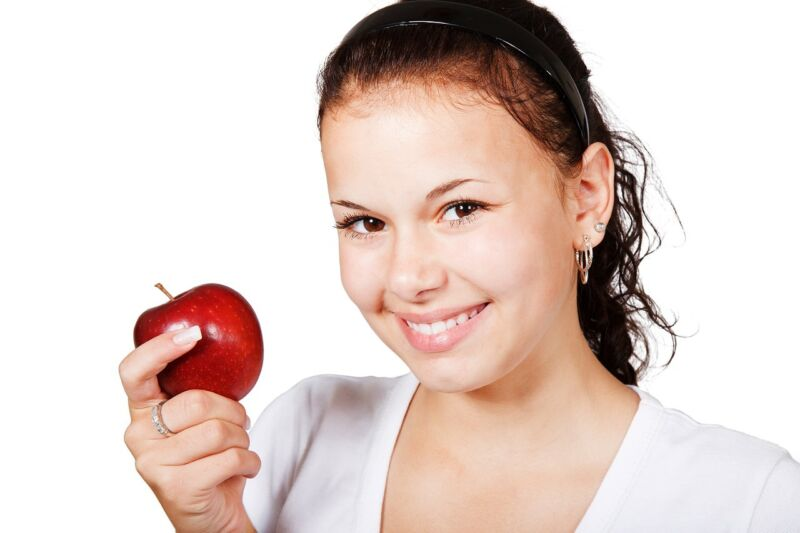 Show off your pearly whites by making sure you have good oral healthcare