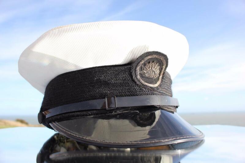 P&O ORIENT LINE CREW STEWARDS HAT C-1950