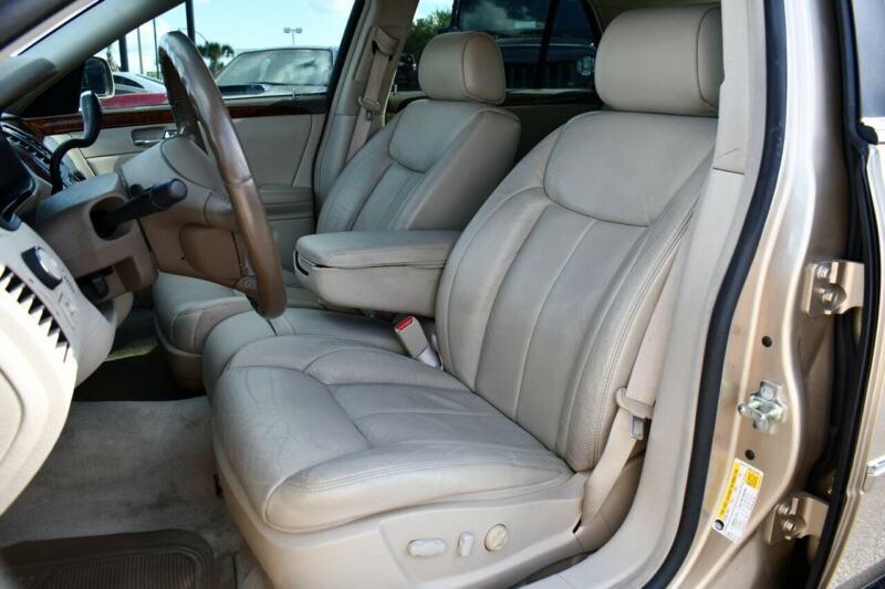 Image 21 Voiture Américaine d'occasion Cadillac DTS 2006