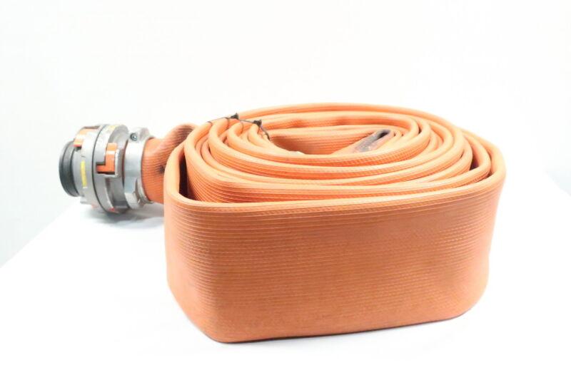 Firequip 7324 Orange 5in Supply Attack Line Hose