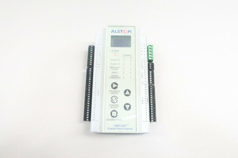 Alstom ESA-700 Limelight Flame Signal Analyzer
