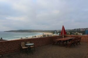 Maroubra Beach apartment - room with private bathroom for rent
