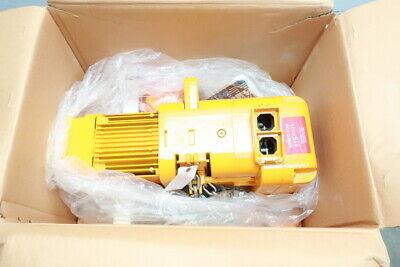 Harrington Sner020l-15 Electric Hoist 2ton 1ph 0.85kw 115230v-ac