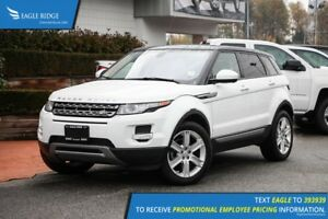 2015 Land Rover Range Rover Evoque Pure Navigation, Heated Se...