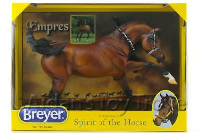 Breyer Empres Champion Arabian Stallion - Traditional Horse NIB + Halter 1794
