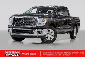 2018 Nissan Titan SV AWD 4X4/BACKUP CAMERA/BLUETOOTH