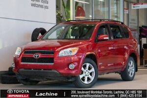 2010 Toyota RAV4 Limited - FWD VERY CLEAN! AIR CONDITIONED! HEAT