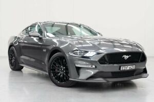 2018 Ford Mustang FN 2018MY GT Fastback SelectShift Grey 10 Speed Sports Automatic Fastback