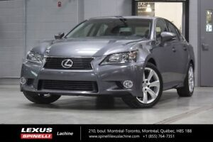 2014 Lexus GS 350 NAVIGATION AWD; CUIR TOIT GPS LOW MILEAGE - GP