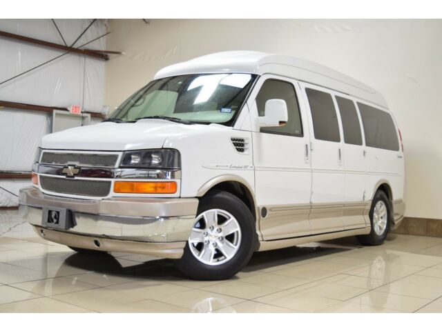 Image 1 of Chevrolet: Express CONVERSION…