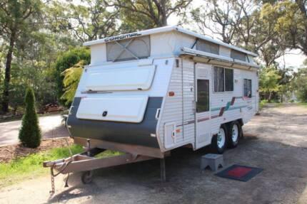 Coromal SEKA 520 Pioneer XC Caravan Illawong Sutherland Area Preview