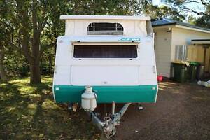 2004 (October) Jayco Freedom Poptop Tingira Heights Lake Macquarie Area Preview
