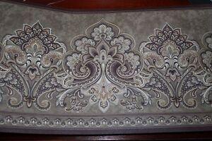 Croscill Home Wallpaper Border St. James  FBRD3466  5 Yards #45 Bronz