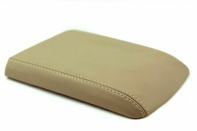Cadillac SRX Center Armrest Console Cover Leather for 04-09 Beige