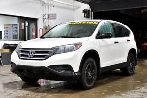 2014 Honda CR-V LX*AWD*CAMERA*SI?GES CHAUFFANTS*BLUETOOTH