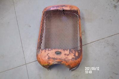 Original Allis Chalmers C Tractor Engine Front Grille Screen Ac C