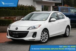 2012 Mazda Mazda3 GS-SKY Heated Seats & Sunroof