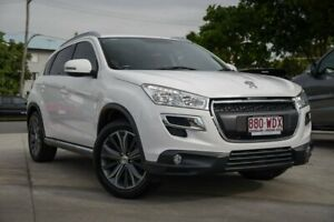 2015 Peugeot 4008 MY15 Active 2WD White 6 Speed Constant Variable Wagon Kedron Brisbane North East Preview
