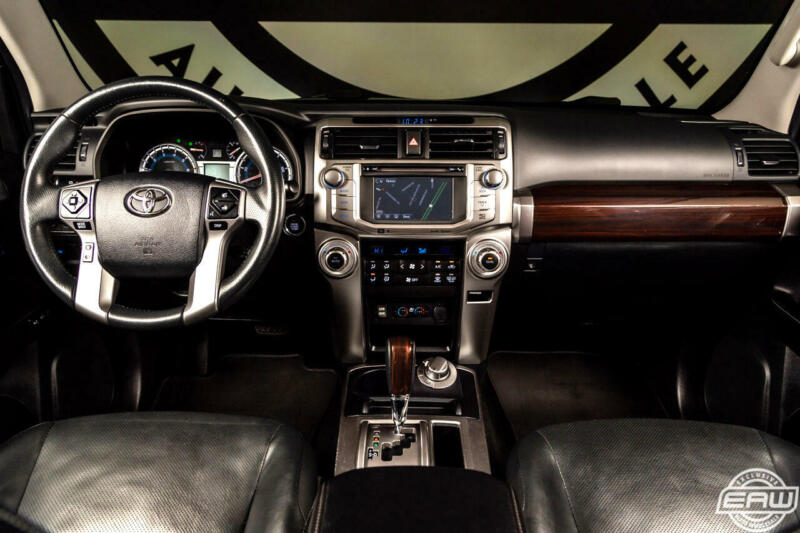 Image 2 Voiture American used Toyota 4Runner 2016