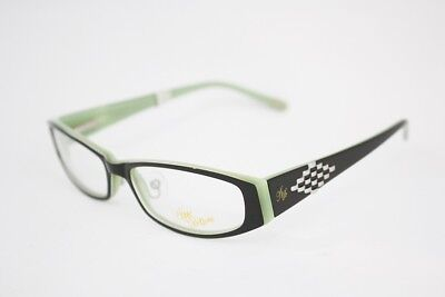 APPLE BOTTOMS AB 707-1 eyeglasses Frame Top Black 54mm WOMEN with nose pads