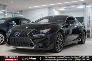 2015 Lexus RC F Performance Pack IMPECCABLE! SUPER SPORT! MAGS!