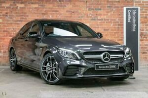 2020 Mercedes-Benz C-Class W205 800+050MY C43 AMG 9G-Tronic 4MATIC Grey 9 Speed Sports Automatic Mulgrave Monash Area Preview