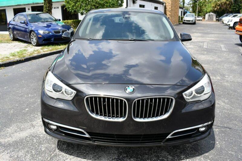 Image 11 Voiture Européenne d'occasion BMW 5-Series 2016