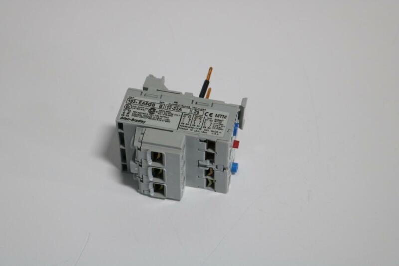 Allen-Bradley 193-EA5GB Overload Relay