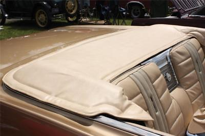Ford Top Boot (Ford Galaxie Convertible Top Boot 1965-1966 - Made in North)