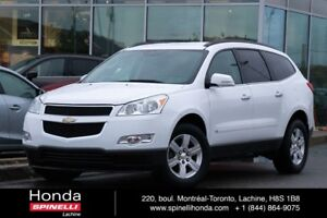 2010 Chevrolet Traverse 1LT 7 PASSAGERS AUTO AC FWD MAGS 7 PASSE