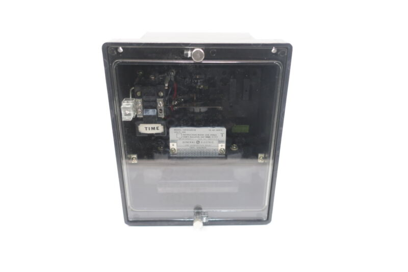 General Electric Ge 12IFV51AD1A Time Overcurrent Relay 240v-ac