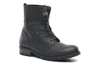 New P-L-D-M Palladium Ulmin CLP Leather Boots Women's Size 6-11 Black 93432-001
