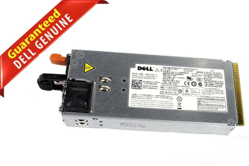 Dell D1200E-S0 DPS-1200MB  1400W 200-277V SWITCHING POWER SUPPLY MYV71 MYV71