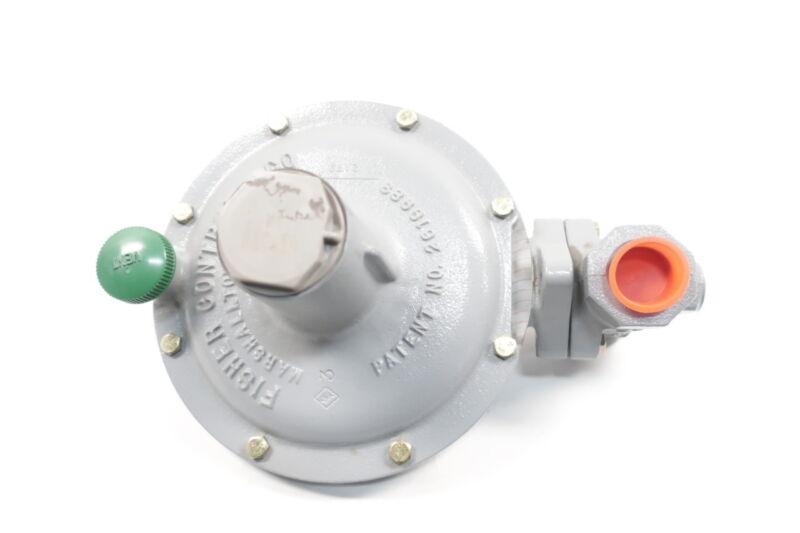 Fisher 150 Iron Pressure Reducing Regulator Valve 1in Npt