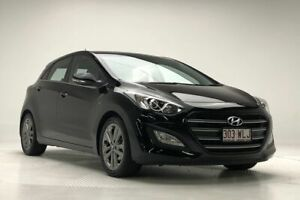 2016 Hyundai i30 GD5 Series II MY17 SR Premium Black 6 Speed Sports Automatic Hatchback