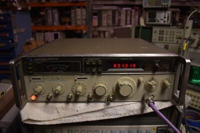 Hp 8640b Signal Generator 500khz - 512mhz Option 004 Avionics