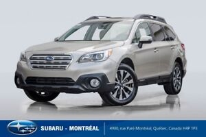2017 Subaru Outback 3.6R Limited One owner, lease return