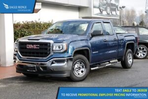 2018 GMC Sierra 1500 A/C, Backup Camera