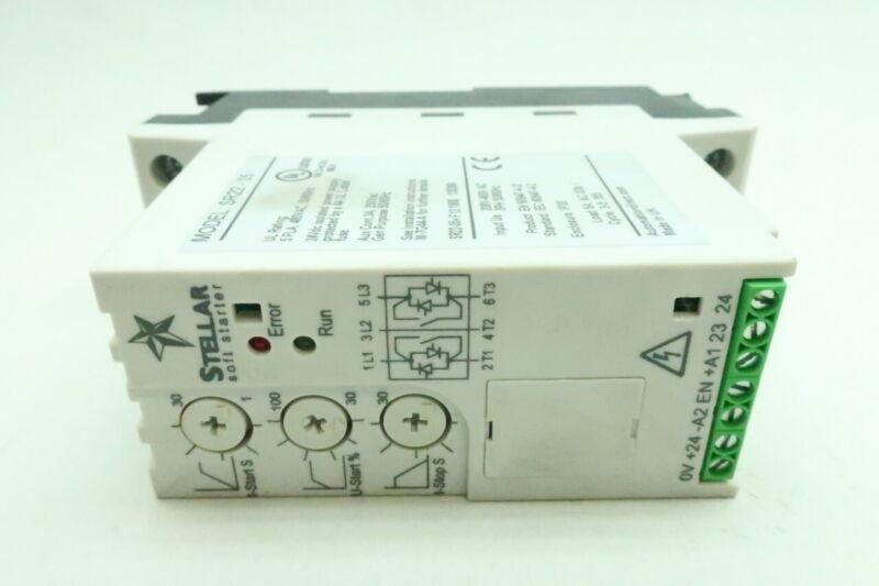Stellar SR22-05 Soft Starter 5a Amp 480v-ac