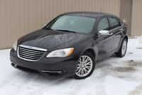2011 Chrysler 200 !!! GPS !!! LEATHER !!! Barrie Ontario Preview