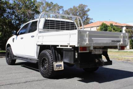 2012 Ford Ranger Ute 3.2 TURBO DIESEL DUAL CAB 4X4 REGO AND RWC Southport Gold Coast City Preview