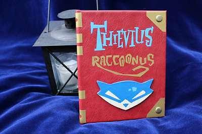 Thievius Raccoonus Sly Cooper Book Replica eReader / Kindle