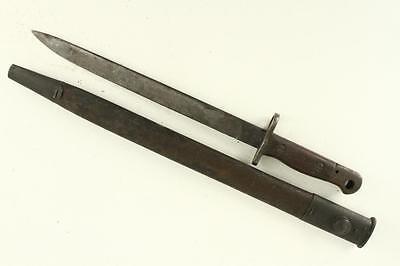 Vintage WWII Military AUSTRALIAN Mangrovite 43 NWR Bayonet Knife MKIII Enfield