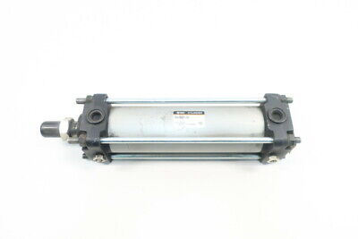 Smc Cdatbn50-150 Double Acting Pneumatic Cylinder 50mm 38in 145psi 150mm