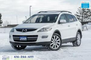 2008 Mazda CX-9 GT AWD Leather/Roof No Accidents Certified 20[Qu