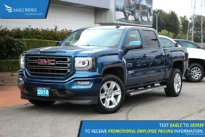 2018 GMC Sierra 1500 SLE Navigation, Bluetooth, Backup Camera