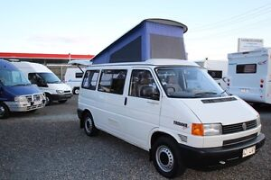 1996 Volkswagon Trakka 5 Seat Campervan Low Kilometers Tweed Heads South Tweed Heads Area Preview