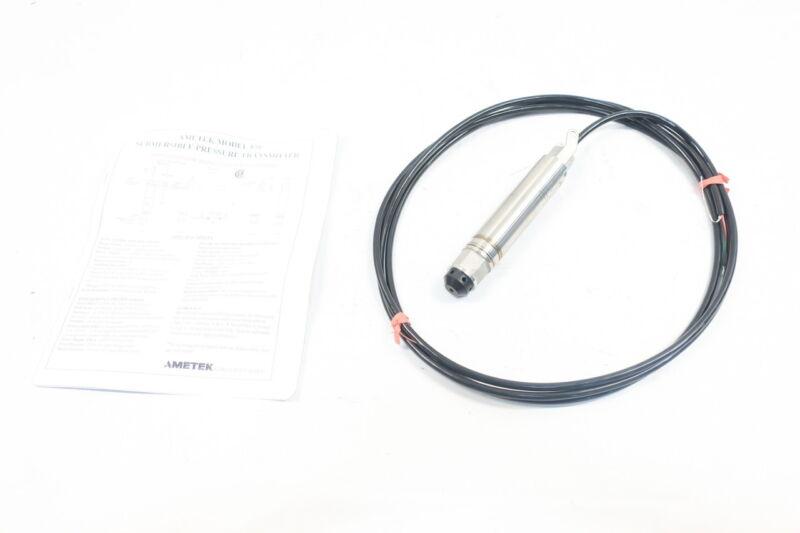 Ametek 575SB0006 RLS10 Submersible Level Transmitter 6psi 12-40v-dc